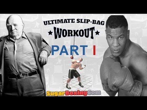 Peekaboo Boxing Drills On A Slip Bag Like Mike Tyson Part I Youtube Boxing Drills Mike Tyson Mike Tyson Training