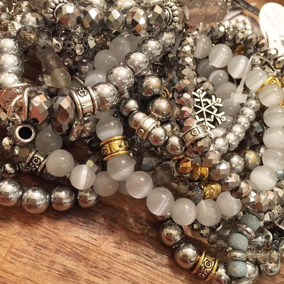 A little bling from #chavezforcharity #holidaycollection #jewelry