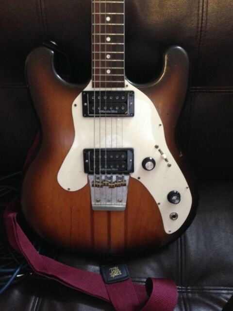 Vintage Shergold Guitar For Sale In Notting Hill London Gumtree Guitar Electric Guitar