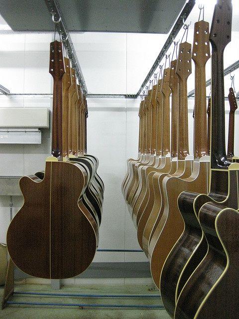 Takamine guitars.