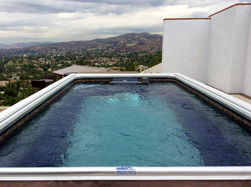 Endless Pools Modular Steel Panel Vs Fitness Systems Endless Pool Swimming Pool Pictures Pool Photos