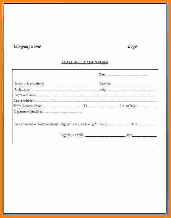 7 leave letter from office ledger paper ledger paper #SampleResume - sample resume paper