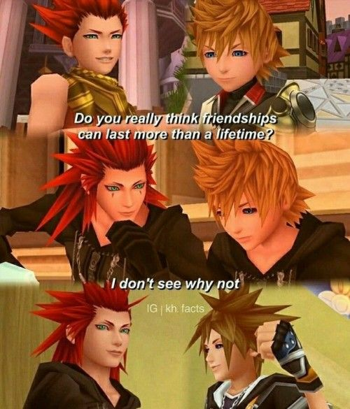 Kh Axel Daily With Images Kingdom Hearts Funny Axel Kingdom