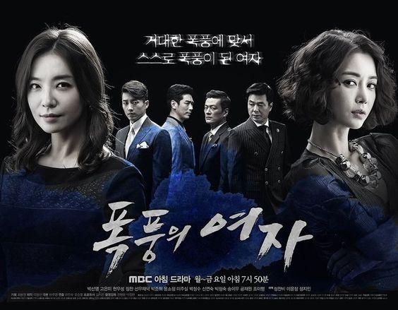 Bão Tố Cuộc Đời Hàn Quốc, VTV1, bao to cuoc doi