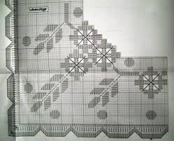 Resultado de imagem para caminho de mesa= estrela- de natal em hardanger com…