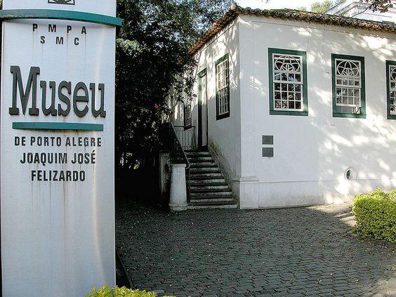 Museu Joaquim José Felizardo  Foto: Cristine Rochol/PMPA  Homenagem da Foxter Cia. Imobiliaria   http://www.foxterciaimobiliaria.com.br