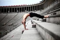 Yoga Guy. More inspiration at: http://www.valenciamindfulnessretreat.org