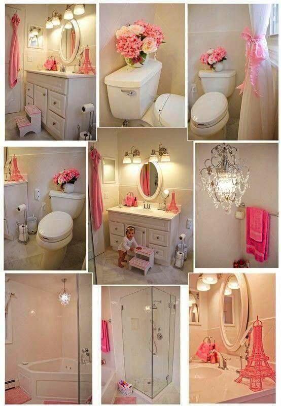 Herbst Badezimmer Dekor Pinterest Einmal Glam Badezimmer Dekor Pinterest Naechste Badezimmer Fashiontren Girl Bathroom Decor Girl Bathrooms Kid Bathroom Decor