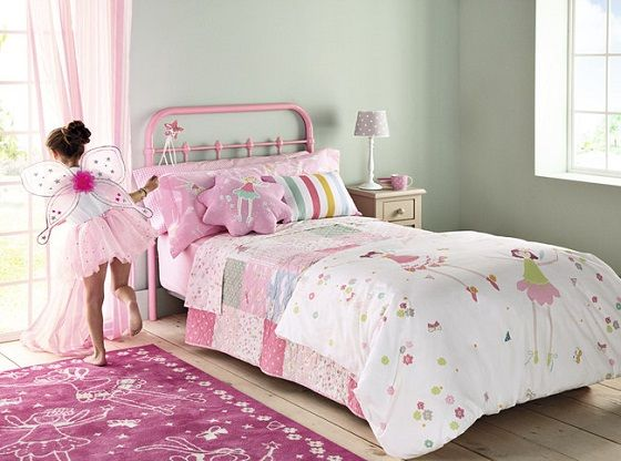 Ropa cama para ni as mini home - Camas infantiles originales ...
