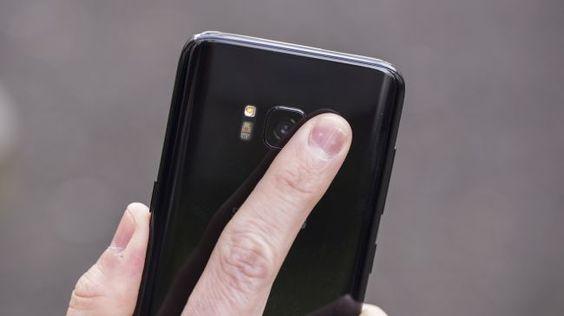 Samsung Galaxy S8 desbloqueo