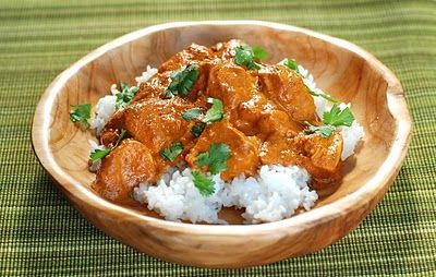 The Enchanted Cook: Chicken Tikka Masala -- I have to try this!