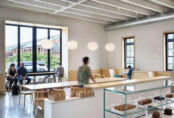 South Williamsburg Coworking Work Office Design Kitchen Office