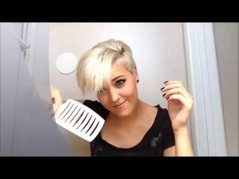 Pixie Hair Styling Tutorial Multiple Ways Youtube Pixie Hairstyles Pixie Haircut For Thick Hair Haircut For Thick Hair