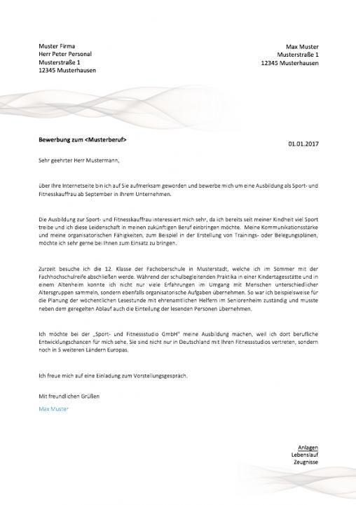 Anschreiben Bewerbungsmuster Briefs Briefs Schreiben In 2020 Learn German Resume Examples Portfolio Design