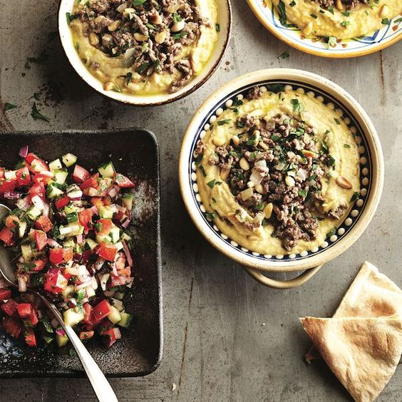 With these hummus recipes, you can upgrade a classic snack to an enviable lunch, or transform it into an out-of-this-world dinner.