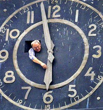 what time ya got?