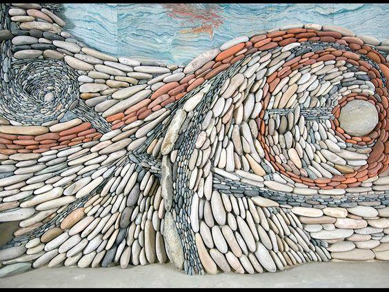 Verdaderas obras de arte creadas con simples rocas