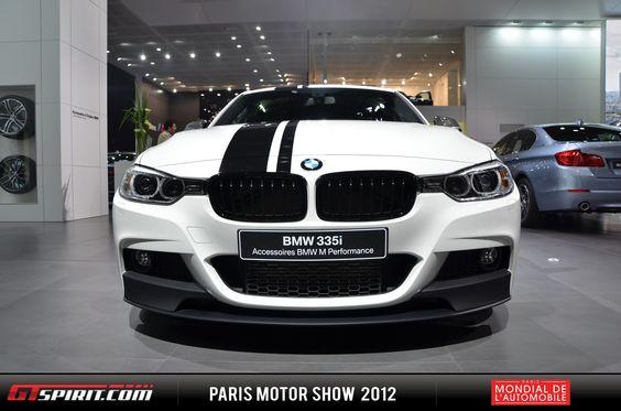 Paris 2012 BMW 335i M Performance
