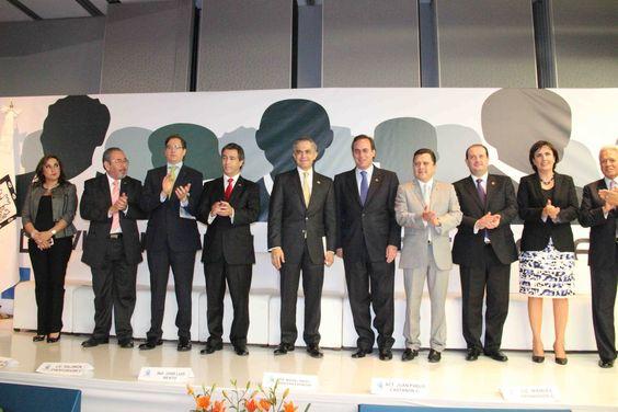 El Jefe de Gobierno del Distrito Federal, Dr. Miguel Ángel Mancera Espinosa, reiteró su compromiso con los empresarios en el Foro de Vinculación Empresas-Gobierno.