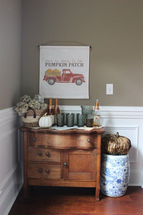 Fall Party Planning With Christmas Tree Shops The Hamby Home Fall Party Planning Christmas Tree Shop Fall Home Decor