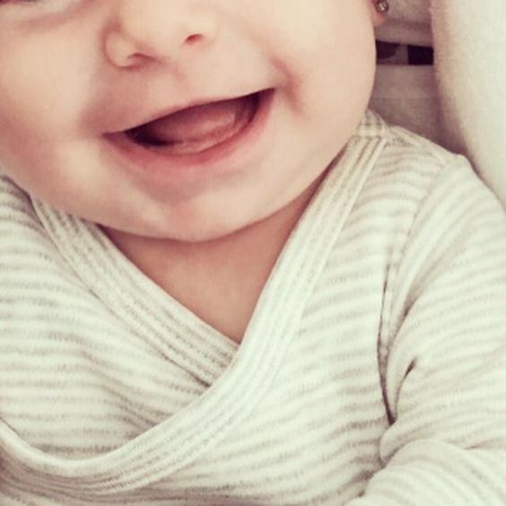 Sonrisas dulces