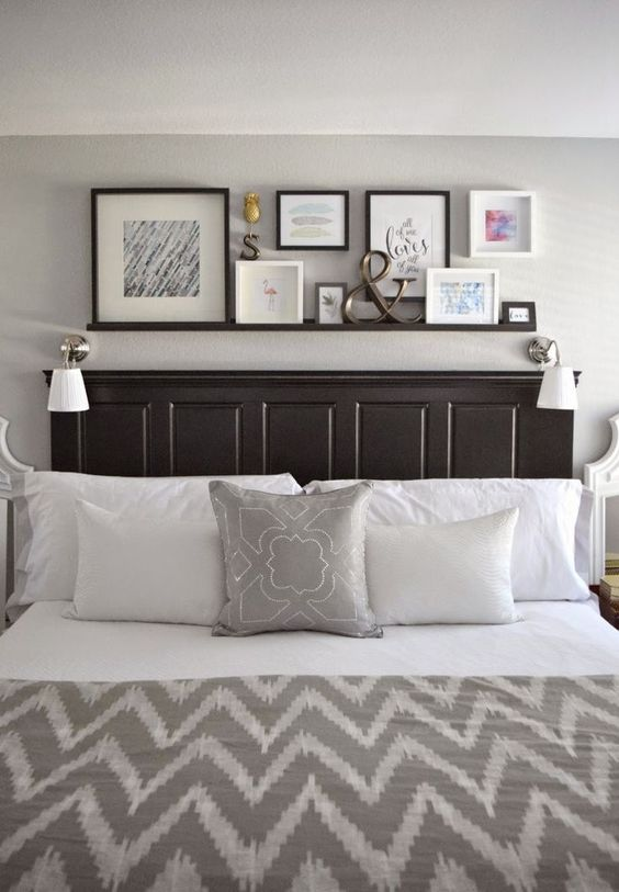 Made2make Home Tour Master Bedroom Pinterest Head Boards Living Rooms And What I Want