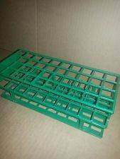 NALGENE Plastic Unwire 40-Position 20mm Culture Test Tube Holder Rack Support