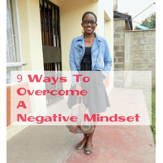 Motivational Monday | How to overcome a negative mindset