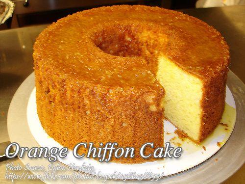 Orange Chiffon Cake Kawaling Pinoy Tasty Recipes Recipe Orange Chiffon Cake Filipino Food Dessert Chiffon Cake