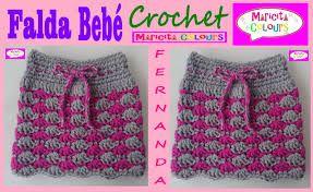 Resultado de imagen para revistas de faldas tejidas a crochet