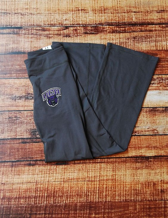 We all know the ladies love their yoga pants, well these just took it up a notch. Not only do they rep University of Central Arkansas Bears but they are also Under Armour!