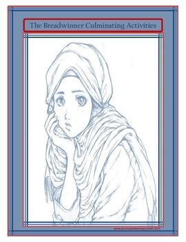 the breadwinner reading log The breadwinner is a children's novel by deborah ellis, first published in 2001as of april 2001, the english-language edition of the book has had a run of 20 editions the title of the book.