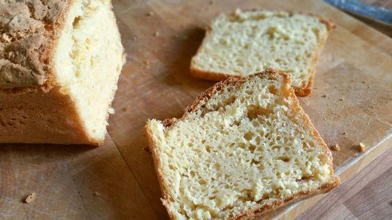 Kartoffelbrot mit Joghurt glutenfrei ist echt lecker und eine wunderbare Gelegenheit übrige gekochte Kartoffeln vom Vortag zu verwenden.