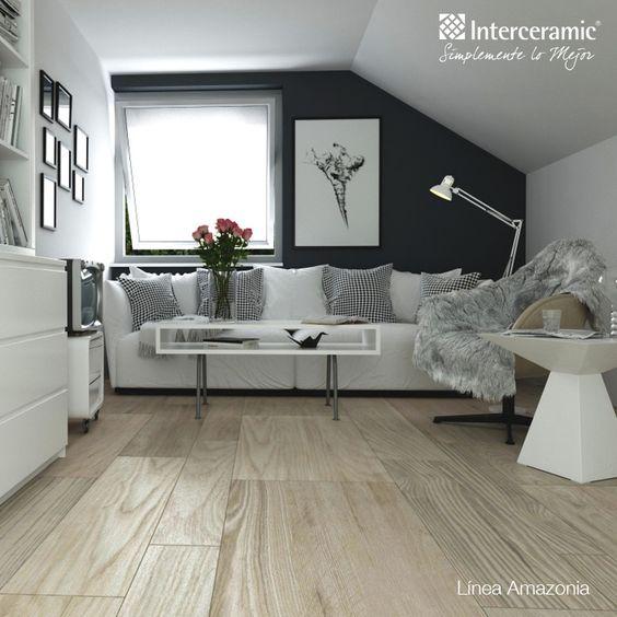 Las maderas cer micas son perfectas para un cuarto moderno for Ceramica para cuartos