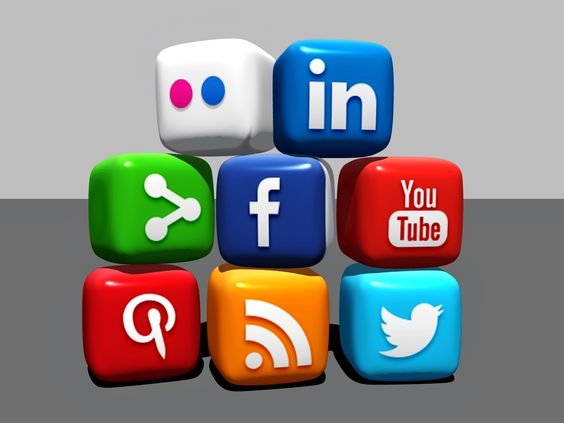 Social media icons-boomermarketingapp