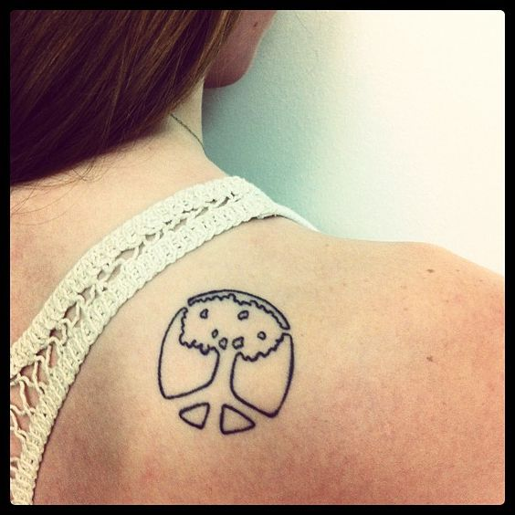 sister tattoo @Alli Rense calia