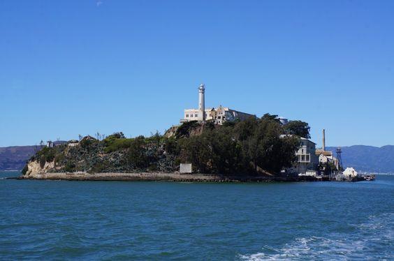 Alcatraz à San Francisco, visite de la prison !