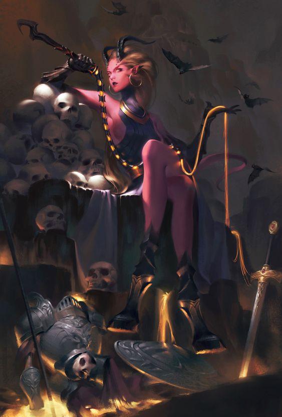 Galeria de Arte: Ficção & Fantasia (2) - Página 12 6c8a766444cdf5e96a7fc6afe848a20f