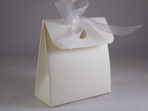 90 x Hammered Ivory Box Bag Wedding Favour Boxes by Stella Crafts, http://www.amazon.co.uk/dp/B00GQ5VVFG/ref=cm_sw_r_pi_dp_fYNrtb182S5VM