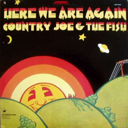 """Essa é a capa do álbum """"Here we are again"""", da banda de San Francisco Country Joe and the Fish. http://collective-collection.blogspot.com.br/2009/01/country-joe-and-fish.html Algumas informações aqui!"""