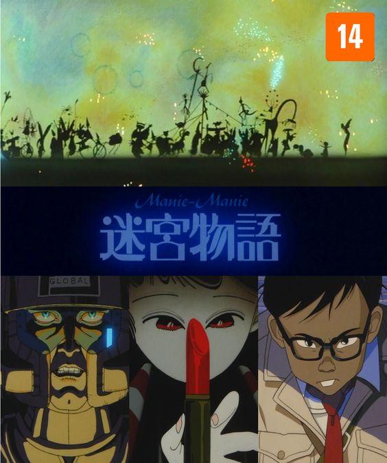 Neo tokyo torrent   Neo Tokyo: Manie-Manie: Meikyuu