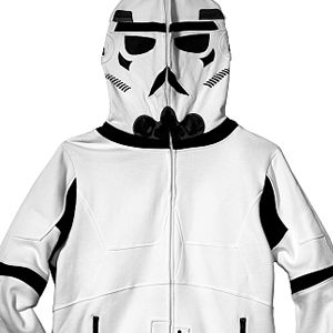 Who knew Star Wars hoodies are taking over the world?!
