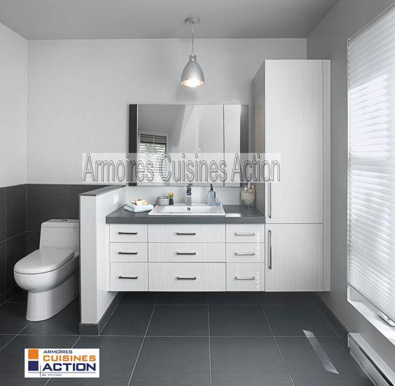 chocolat blanc c 39 est la couleur de la m lamine vanit. Black Bedroom Furniture Sets. Home Design Ideas