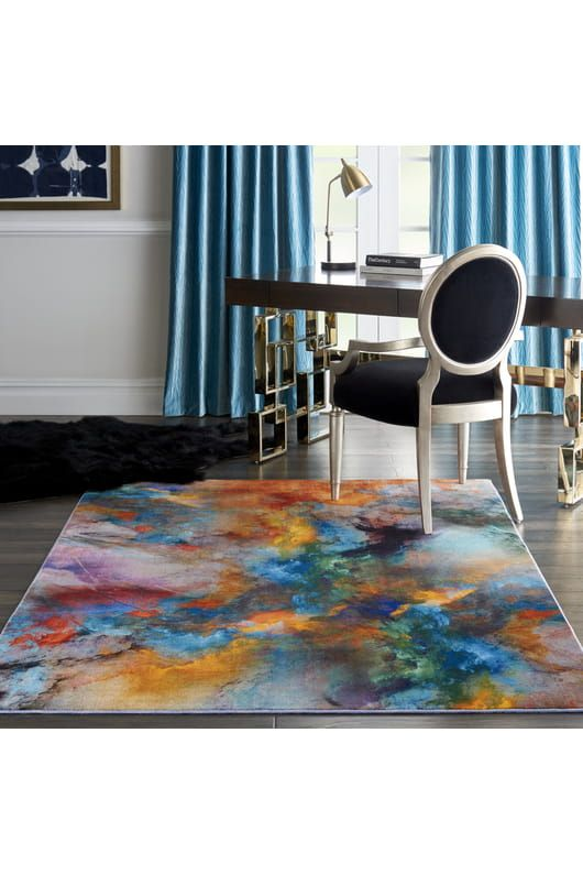 Ler03 Rug From Le Reve By Nourison