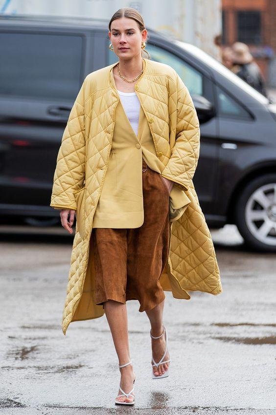 8 способов носить желтый цвет в сезоне весна-лето 2020 | Vogue Russia
