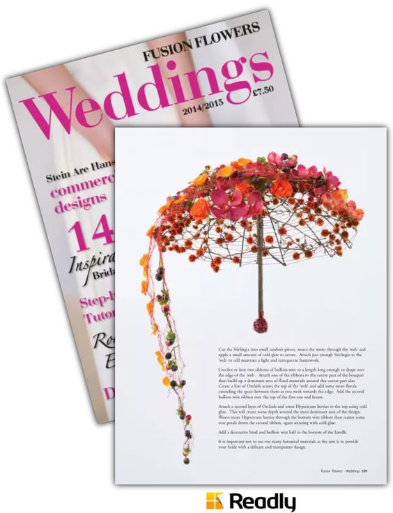 Suggestion about Fusion Flowers Weddings 2014/2015 page 109