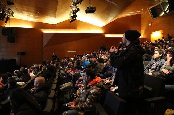 """Más de 300 asistentes a la Máster Class """"Flujos Avanzados de Mezcla para Audio en Vivo"""" con Robert Scovill #SonidoEnVivo #Chile"""