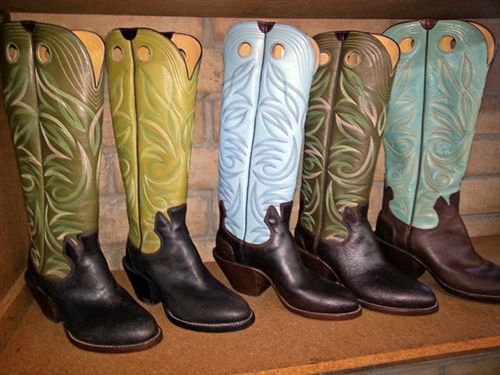 Handmade Working Cowboy Boots | Cool Boots | Pinterest | Cowboys ...