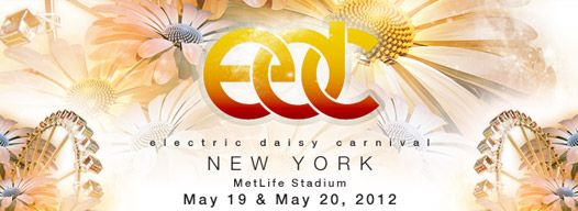 Spin the Vote at Electric Daisy Carnival in NYC!