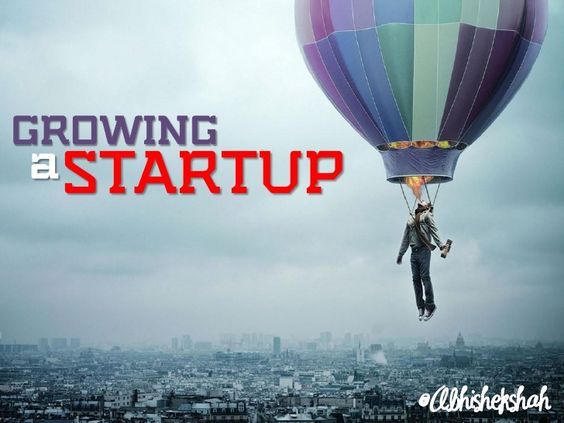 A large number of people start businesses every day, and many more dream about becoming their own bosses. All of these people are talented and skilled, and they have great ideas; but, without a strong knowledge about fundamental business principles, there is a good possibility that they will be counted among the statistics of failed business ventures. What are you doing?    growing-a-startup by Abhishek Shah via Slideshare